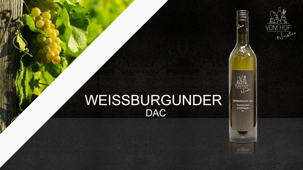 Weissburgunder DAC